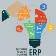 ERP چیست؟ برنامه ریزی منابع سازمان | آرین سیستم