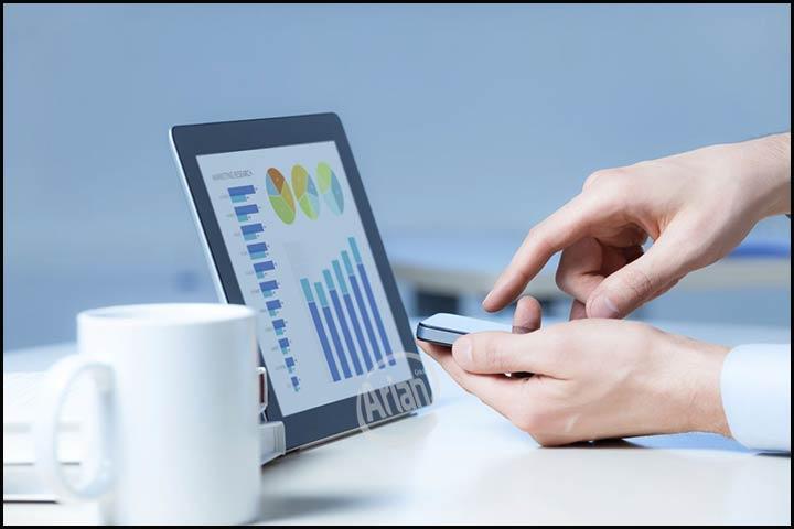 نرم افزار حسابداری اندروید | آرین سیستم