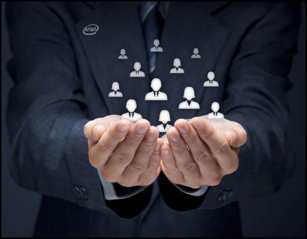 مراقبت از مشتری | آرین سیستم
