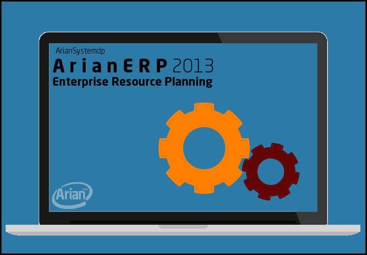 پیاده سازی نرم افزار ArianERP | آرین سیستم