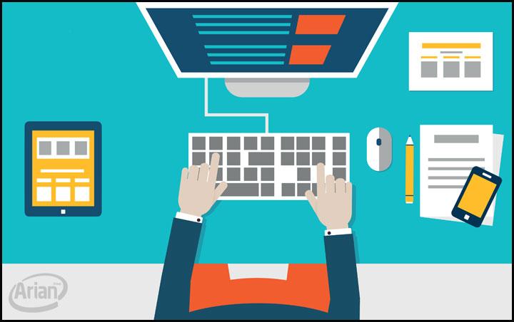 نرم افزار حسابداری پیشرو | آرین سیستم