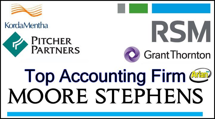 شرکت های برتر حسابدرای دنیا | آرین سیستم