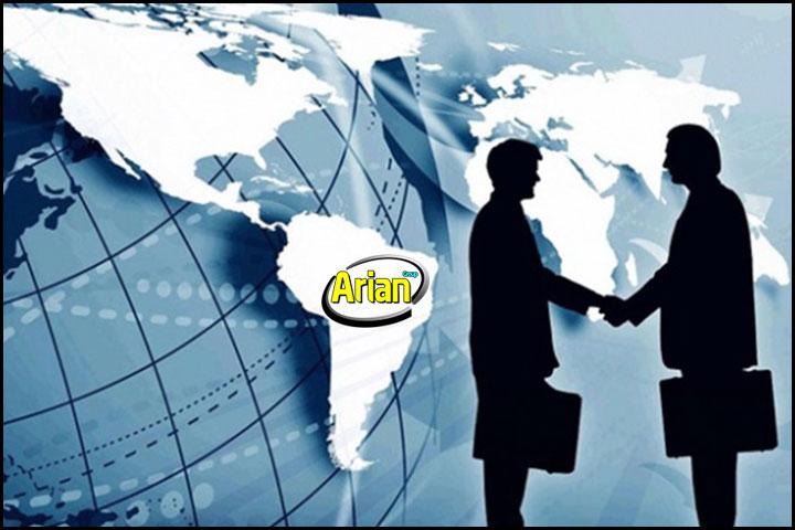 سرمایه گذاری خارجی   آرین سیستم