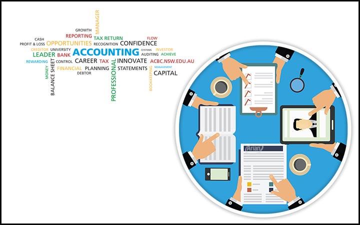 دنیای حسابداری   آرین سیستم
