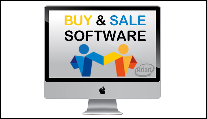 نرم افزار خرید و فروش   آرین سیستم