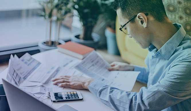 حساب و ثبت مالیات ارزش افزوده در نرم افزار حسابداری فروش
