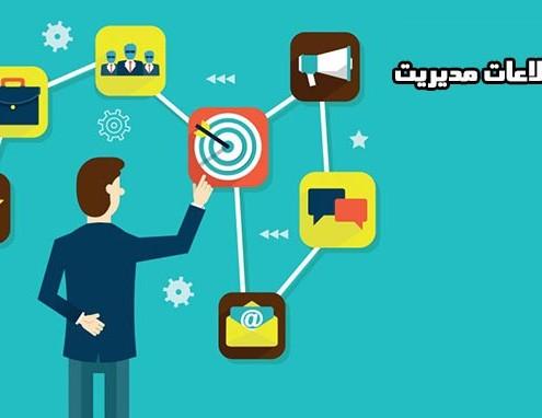 سیستم های اطلاعات مدیریت | آرین سیستم