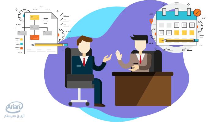 مدیریت یکپارچه سازمان با سیستم erp آرین سیستم