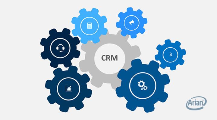 سیستم crm | آرین سیستم