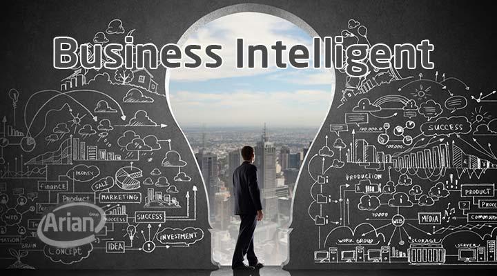 هوش تجاری | آرین سیستم