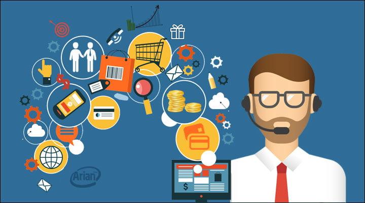 سیستم وفاداری مشتریان | آرین سیستم